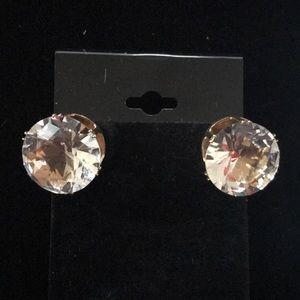 Jewelry - Oversized Stud Earrings
